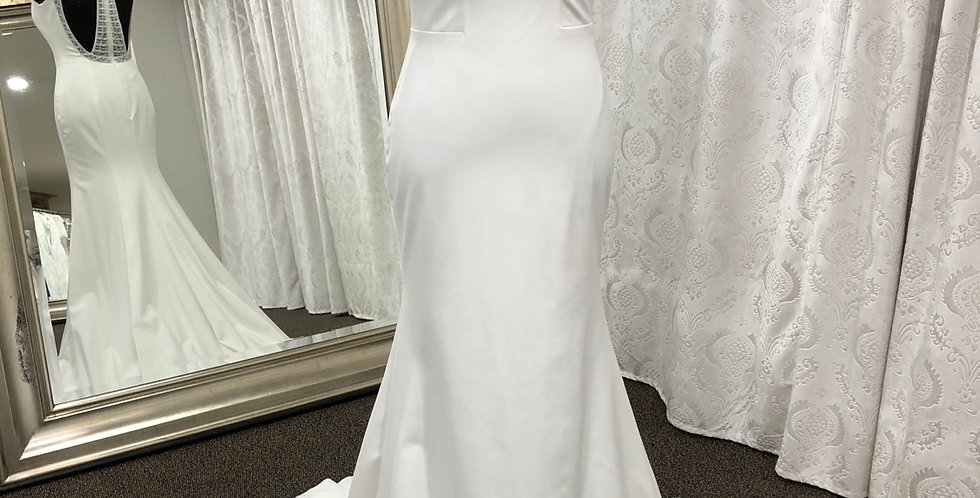 8574, Private Collection 18092 size 2, 6 ivory
