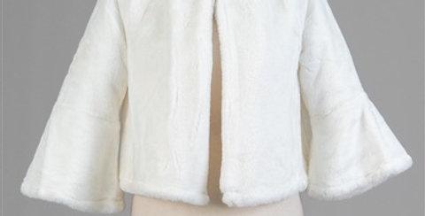 98B, Faux Fur Jacket size M, L