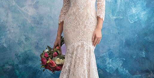 0280, Allure 9551 size  4, 10 champagne-ivory