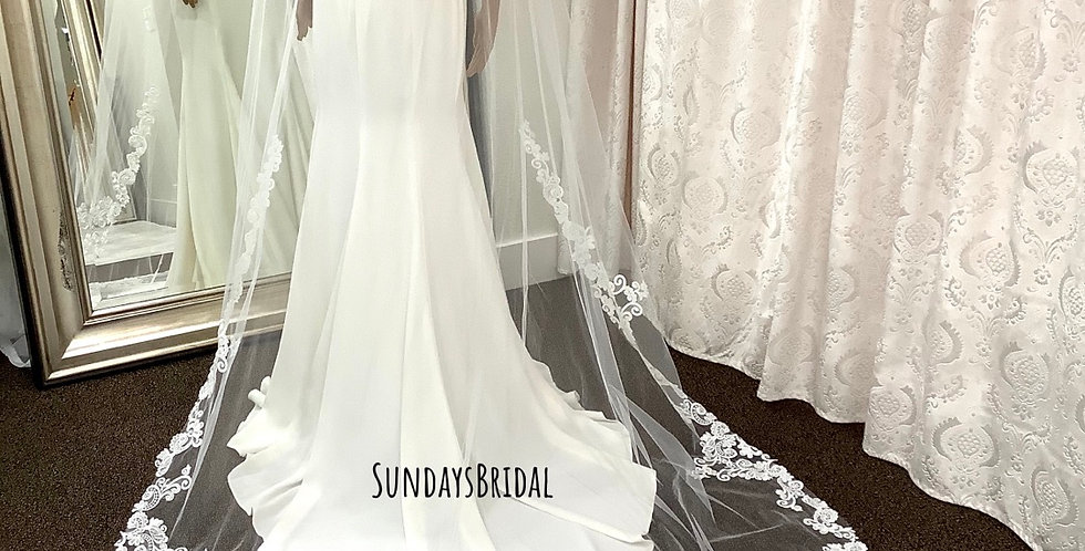Veil, CS002 Cathedral , Diamond White