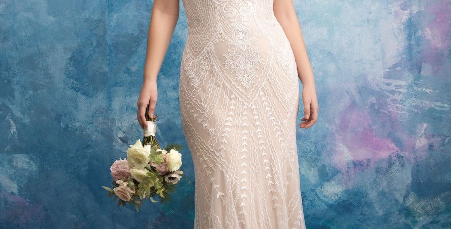 0279, Allure w431 size 22 champagne-ivory