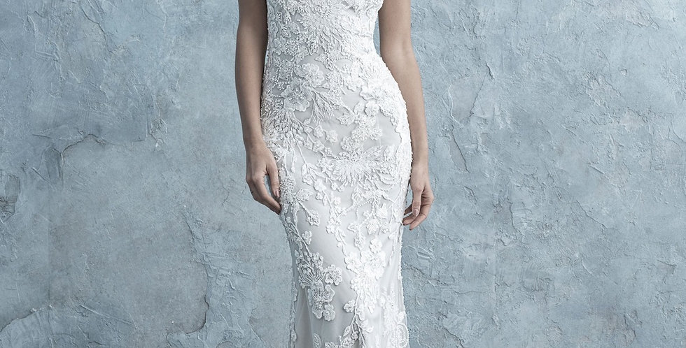 0301, Allure 9670 size 10 ivory