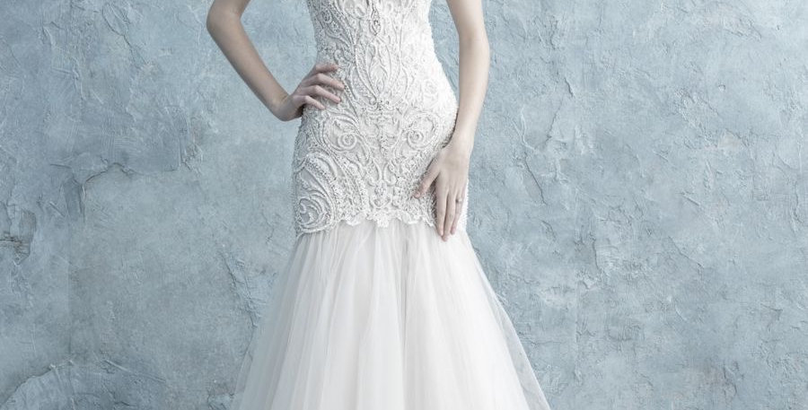 0362, Allure 9661 size 10 ivory