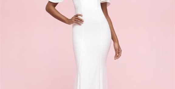 0379, Allure 3220 size 4 ivory