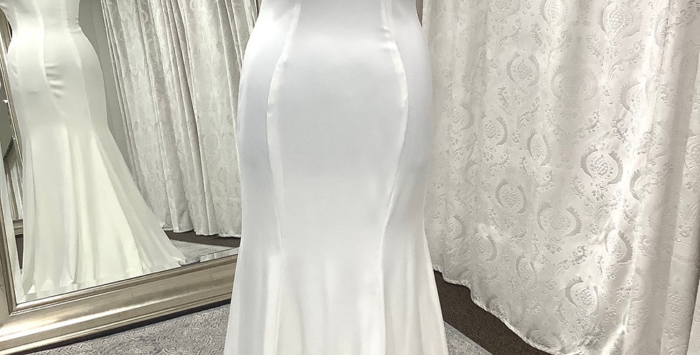 9661, Private Collection size 14 ivory