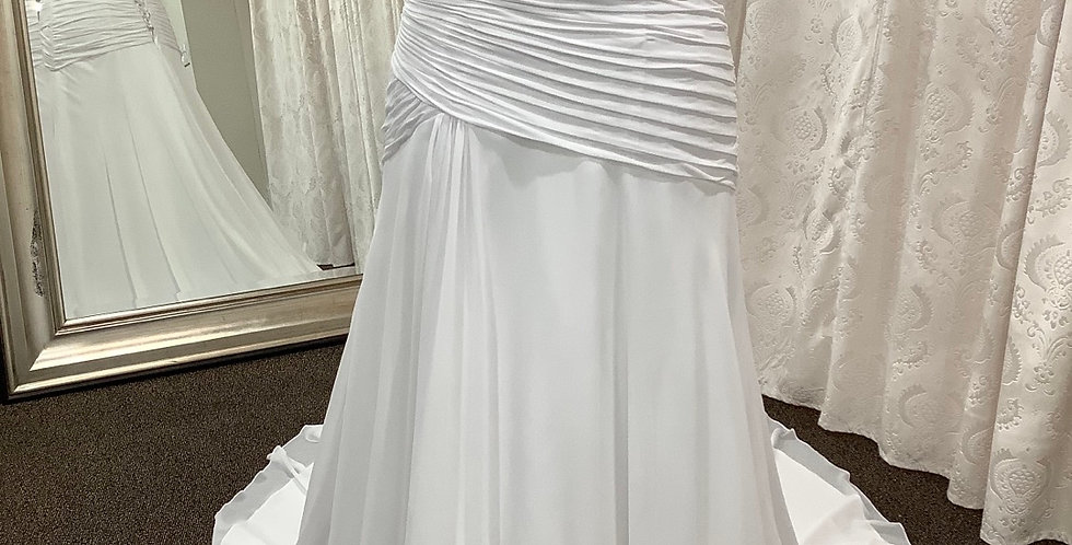 4731, Dere Kiang 11046 size 20 ivory