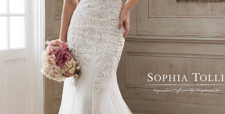 9189, Sophia Tolli 11896b size size 10 ivory