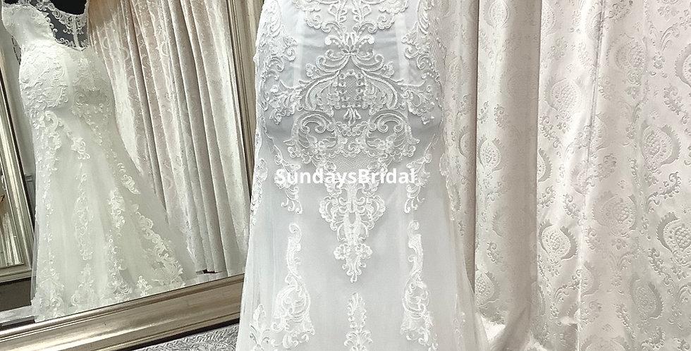 8830 LL Design 17051 size 14 ivory