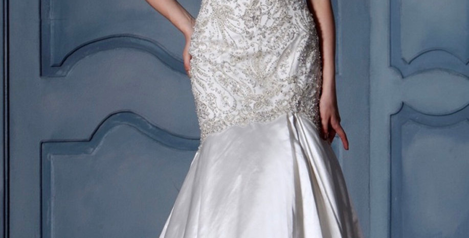 9688, Franssical size 4 ivory