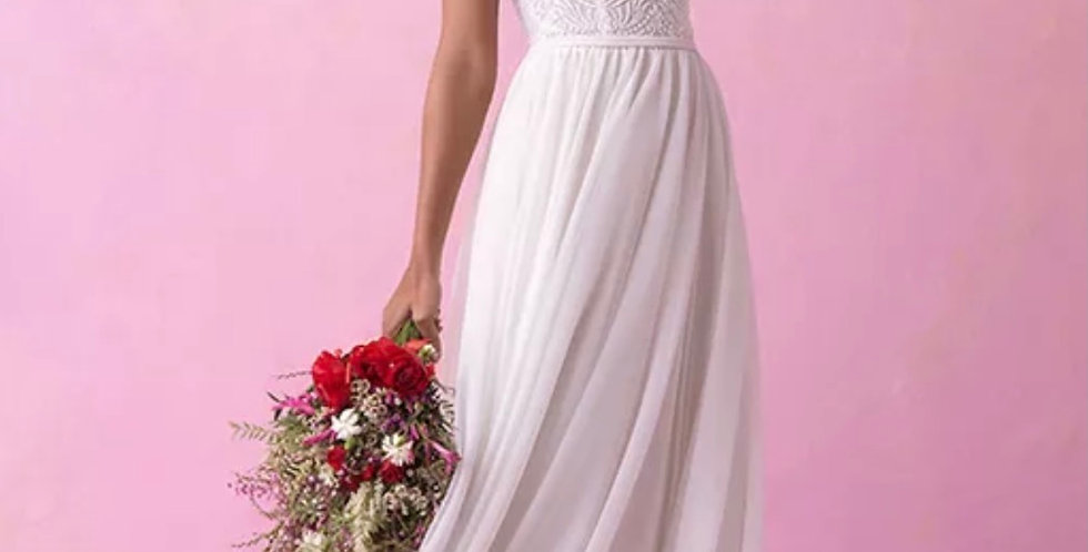 0727, Allure 3151 size 0 ivory -sand