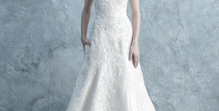 0778, Allure 9675 size  6, 14 ivory