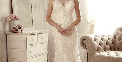 6199, House Of Wu 18030 size 8 ivory-champagne