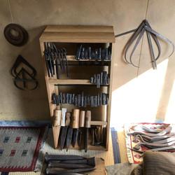 職人のための道具棚