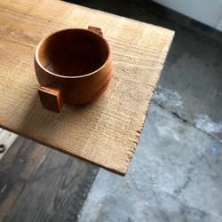 さくらの木のカップ