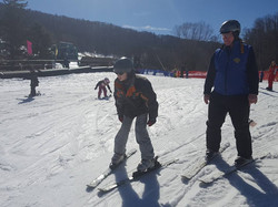 Gabe and Instructor