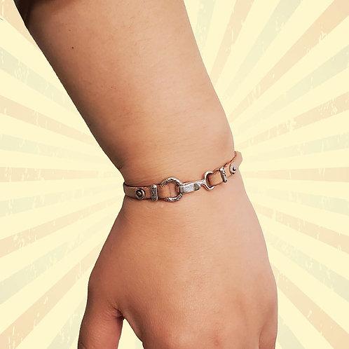 Saddle Band Bracelet Slim