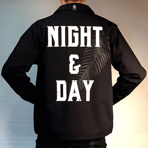 Night & DAY Coach JACKET