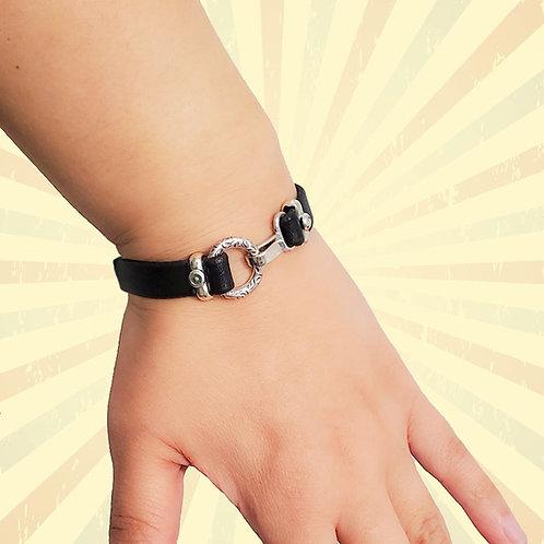 Saddle Band Bracelet(Wide)