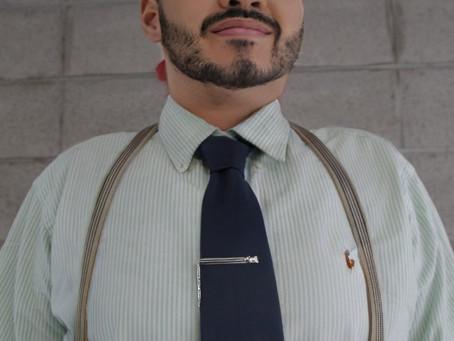 ネクタイでオシャレしたい