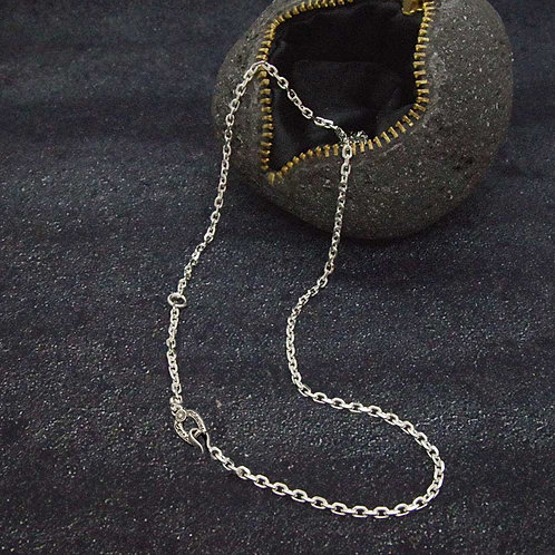 SILVER NECKLACE (XS)