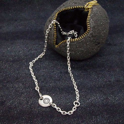SILVER NECKLACE (M)