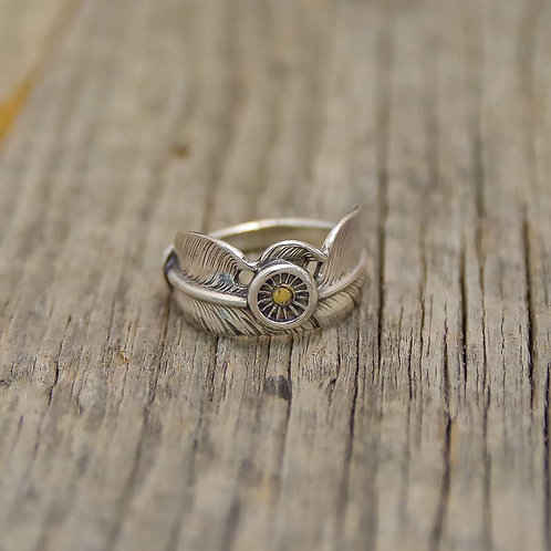 FEATHER RING (S)