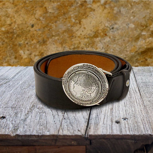 1Dollar Coin Buckle