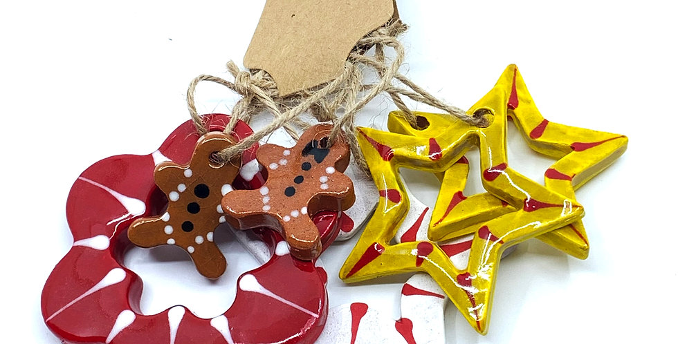 Christmas Ornaments 2 (Set)