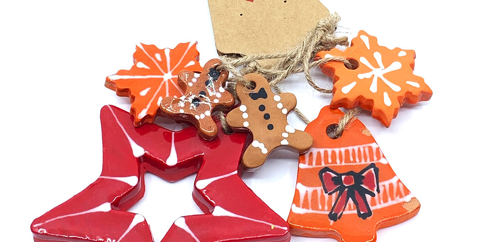 Christmas Ornaments 40 (Set)