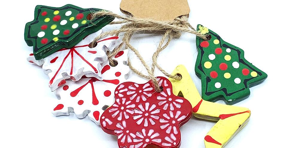 Christmas Ornaments 11 (Set)