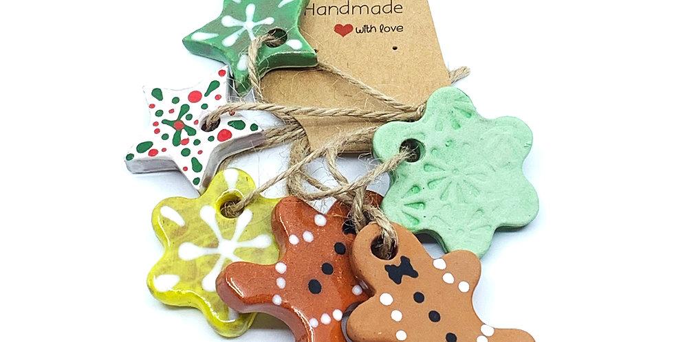 Christmas Ornaments 30 (Set)