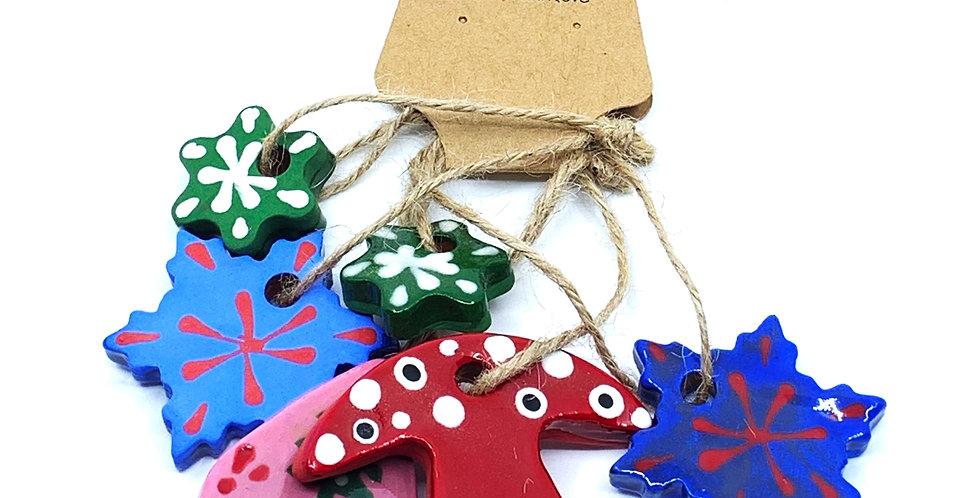 Christmas Ornaments 24 (Set)