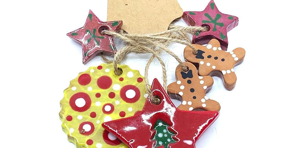 Christmas Ornaments 32 (Set)