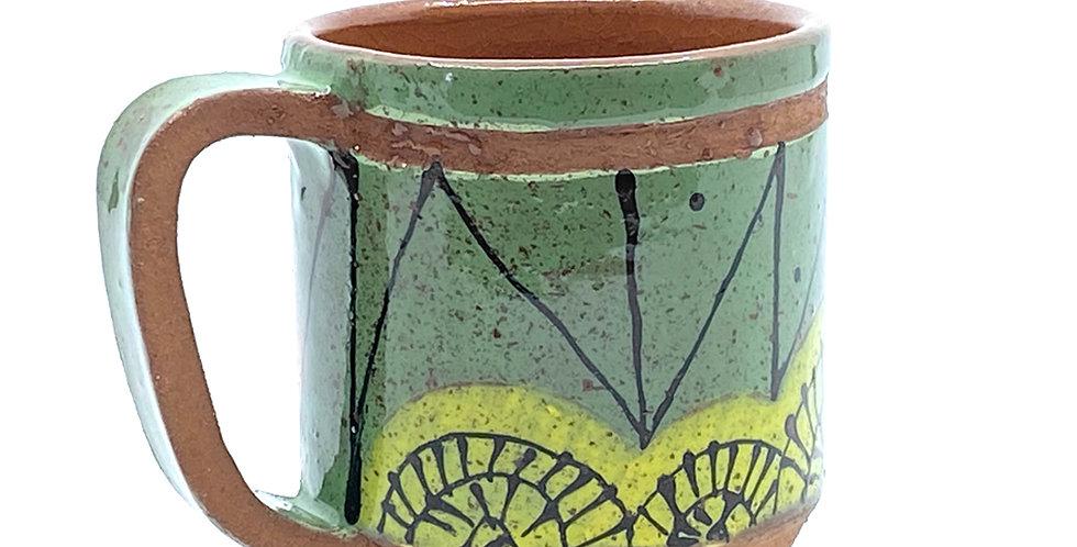 Safari Green Mug