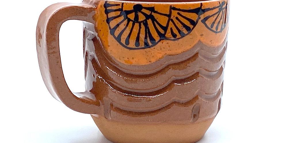 Spring Orange Mug
