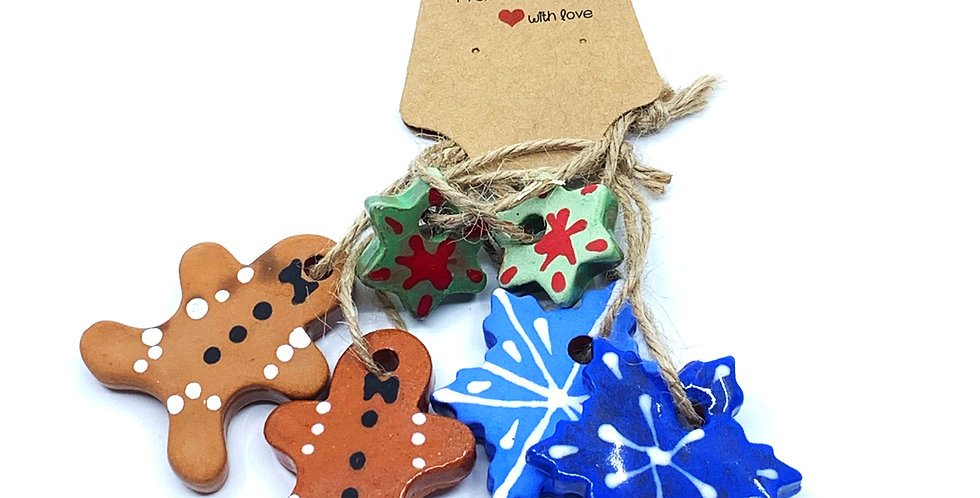 Christmas Ornaments 7 (Set)