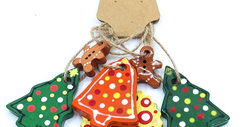 Christmas Ornaments 18 (Set)