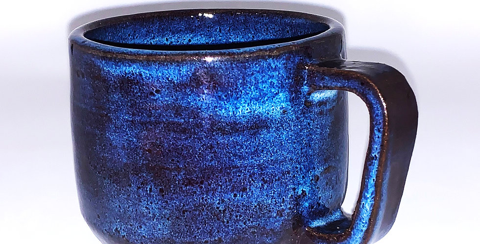 Space Blue Mug 2