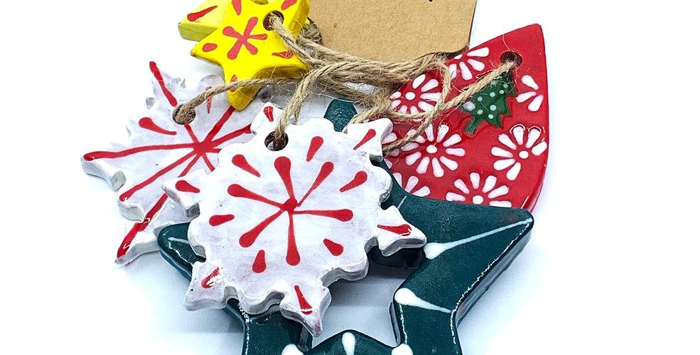 Christmas Ornaments 28 (Set)