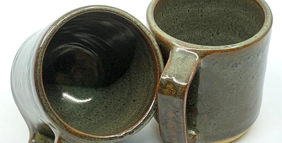 Iron Stone Mugs (Couple)