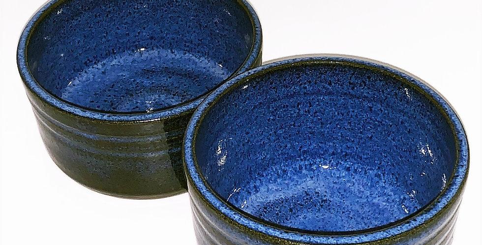 Midnight Blue Bowls