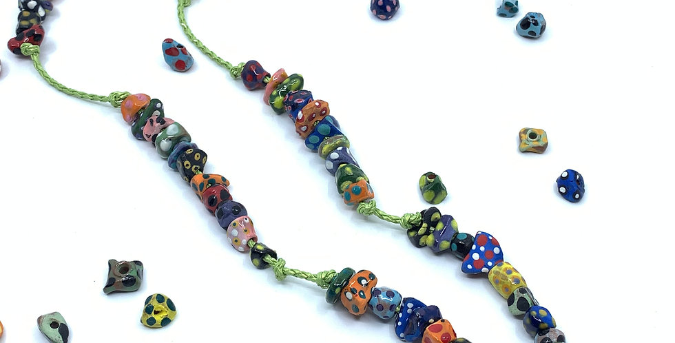 Green Clay Mobile Chain