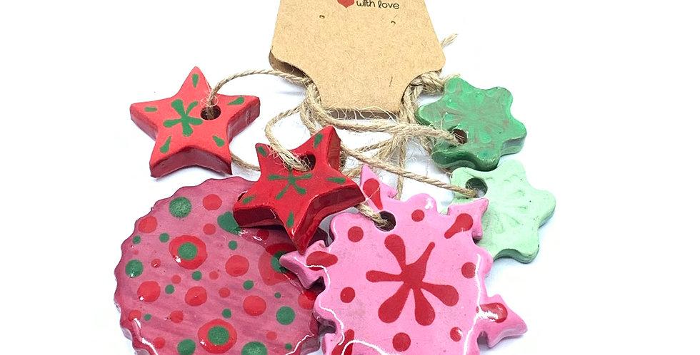 Christmas Ornaments 34 (Set)