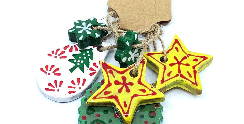 Christmas Ornaments 13 (Set)