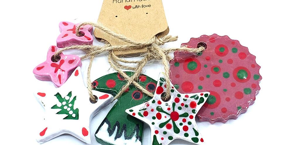 Christmas Ornaments 19 (Set)