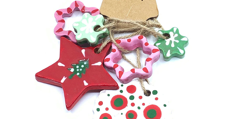 Christmas Ornaments 33 (Set)
