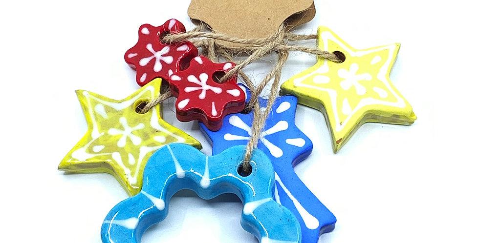 Christmas Ornaments 25 (Set)
