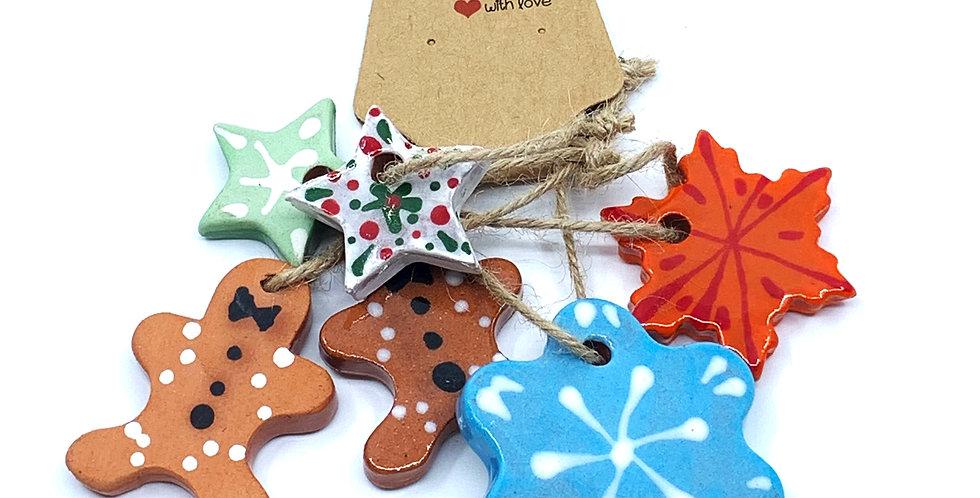 Christmas Ornaments 20 (Set)