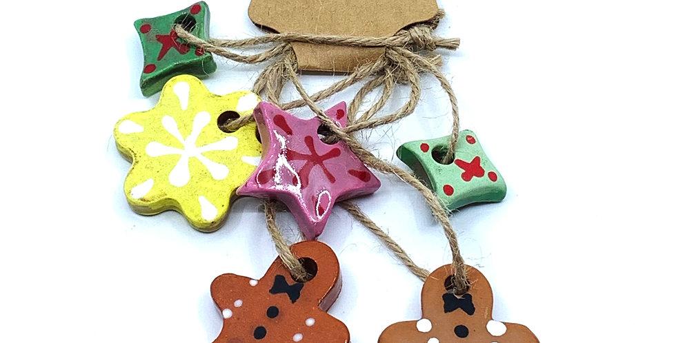 Christmas Ornaments 10 (Set)