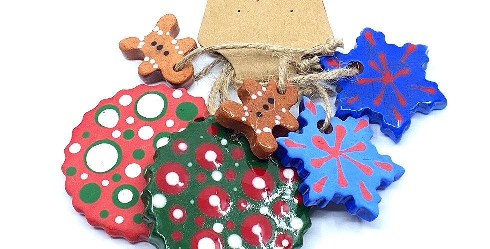 Christmas Ornaments 31 (Set)